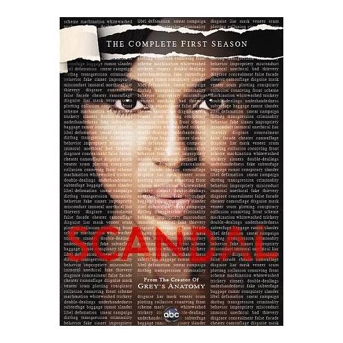 Scandal: Season 1 (2012)