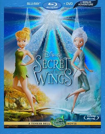Secret Of The Wings (Blu-ray Combo) (2012)