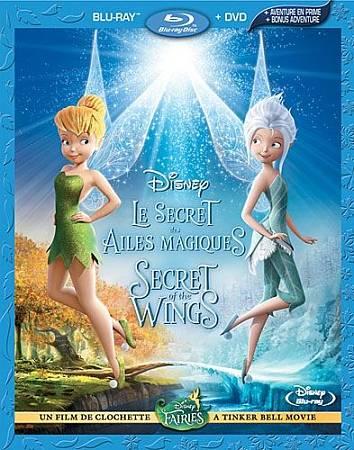 Secret Of The Wings (Bilingue) (Combo de Blu-ray) (2012)