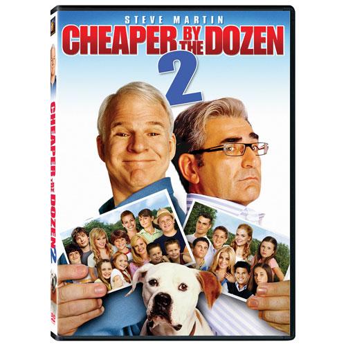 Cheaper by the Dozen 2 (2006)