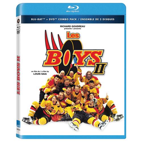 Boys 2 (Combo de Blu-ray)
