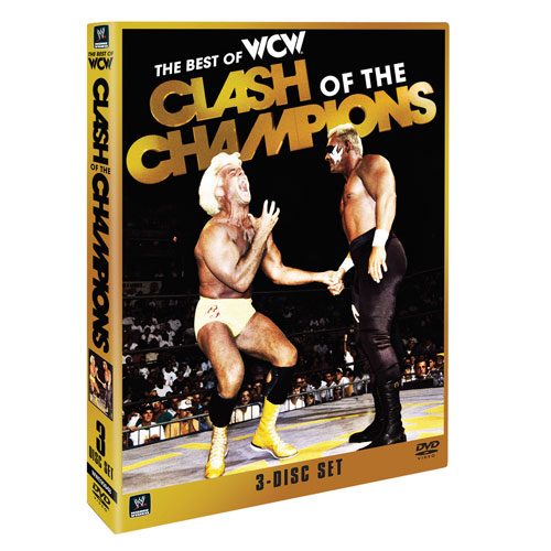 WWE 2012: Best Clash of the Champions