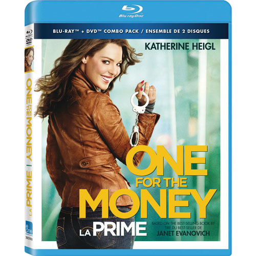 One for the Money (Blu-ray Combo)