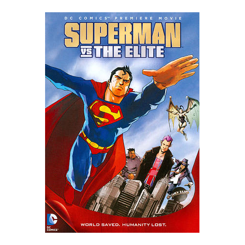 DC Universe: Superman Vs. The Elite