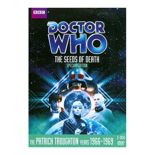 Doctor Who: Seeds Of Death (Special Edition)