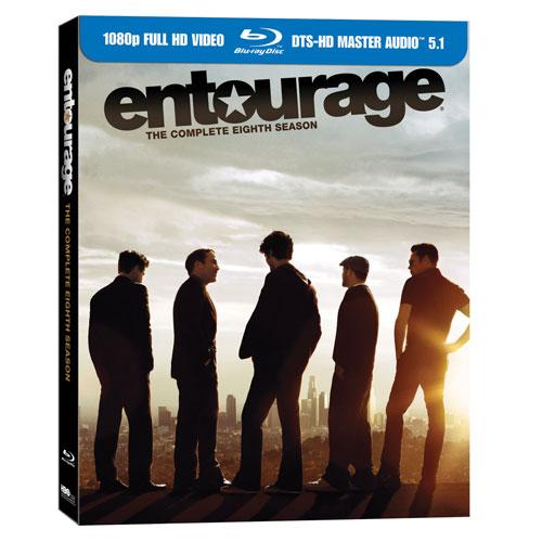 Entourage: Season 8 (Blu-ray)