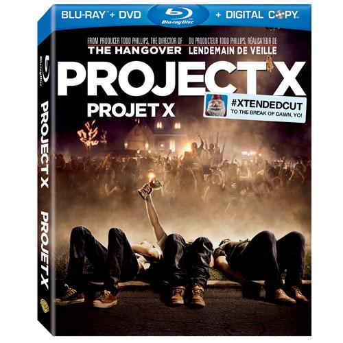 Project X (Blu-ray)