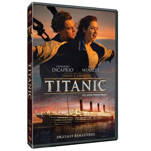 Titanic (édition de deux disques) (1997)