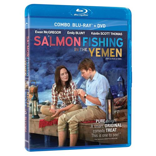 Salmon Fishing In The Yemen (Combo de Blu-ray)