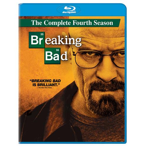 Breaking Bad: L'intégrale de la quatrième saison (Blu-ray)