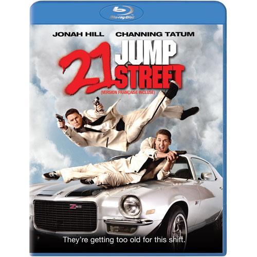 21 Jump Street (Bilingual) (Blu-ray) (2012)