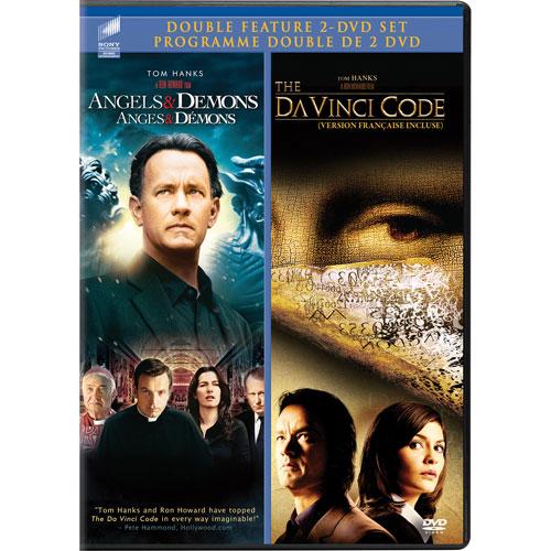 Angels & Demons/ Da Vinci Code (Bilingual)