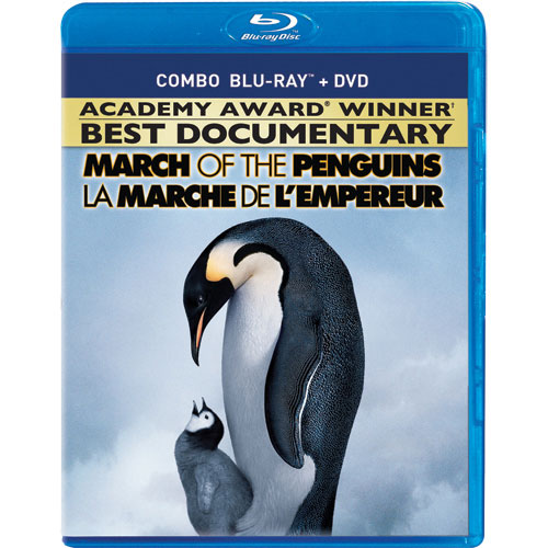 March Of The Penguins (Bilingual) (Blu-ray Combo)