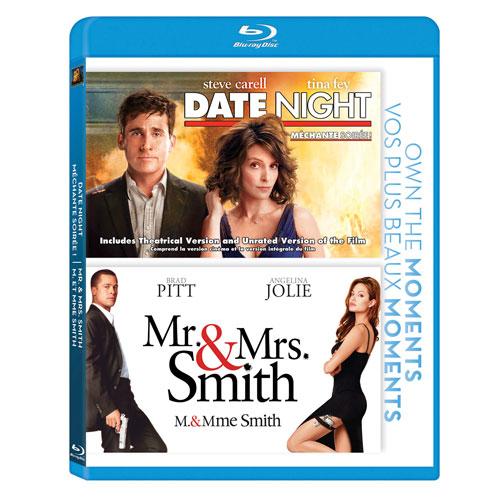 Date Night - Mr & Mrs Smith (Blu-ray)