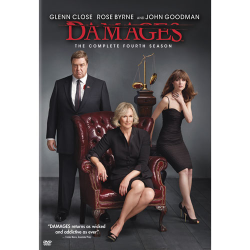 Damages: Complete Season 4