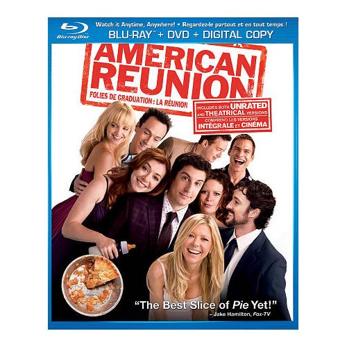 American Reunion (Combo de Blu-ray) (2012)