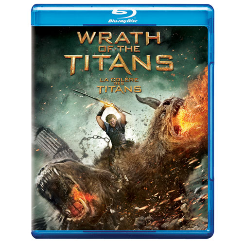 Wrath Of The Titans (Bilingual) (Blu-ray)