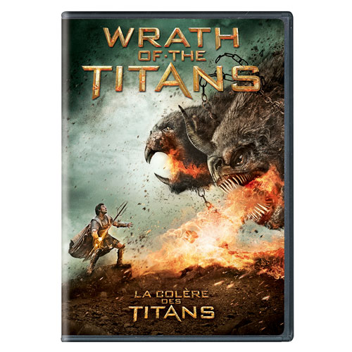 Wrath Of The Titans (bilingue) (2012)