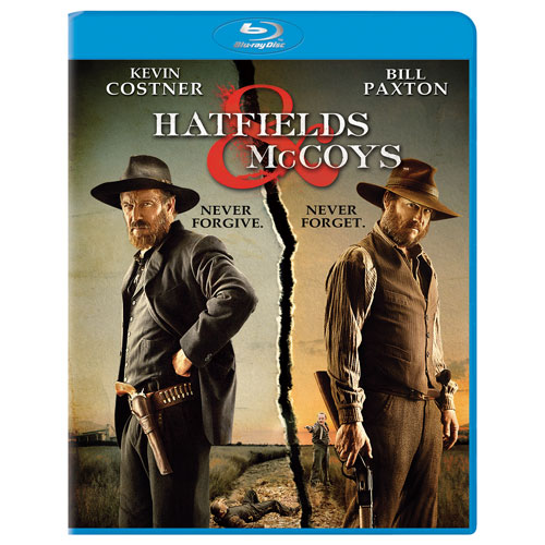 Hatfields & McCoys (2-Disques) (Blu-ray)