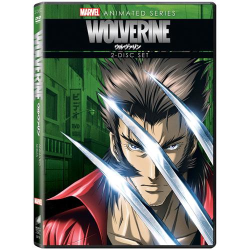 Marvel Wolverine: Séries animées (2 disques)