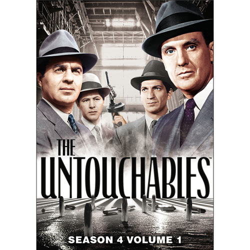 The Untouchables: Saison 4 Volume 1
