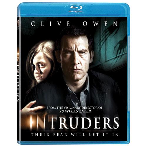 Intruders (Blu-ray) (2012)