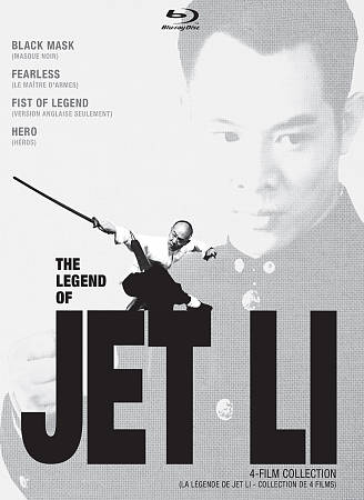 The Legend Of Jet Li (Blu-ray) (1983)