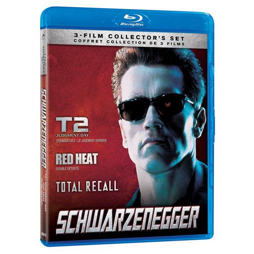 Arnold Schwarzenegger Collection (Blu-ray)