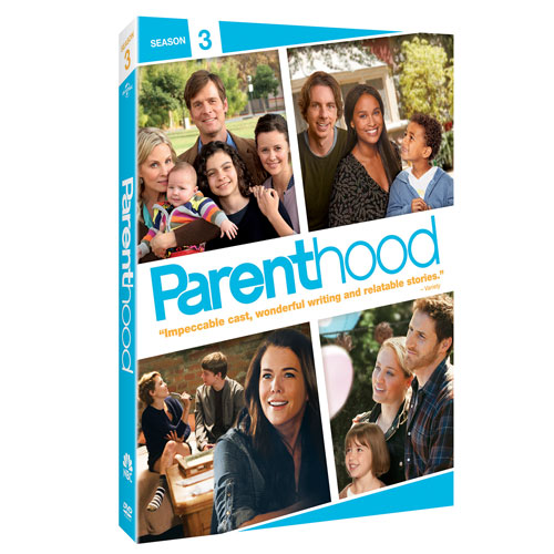 Parenthood: Saison 3