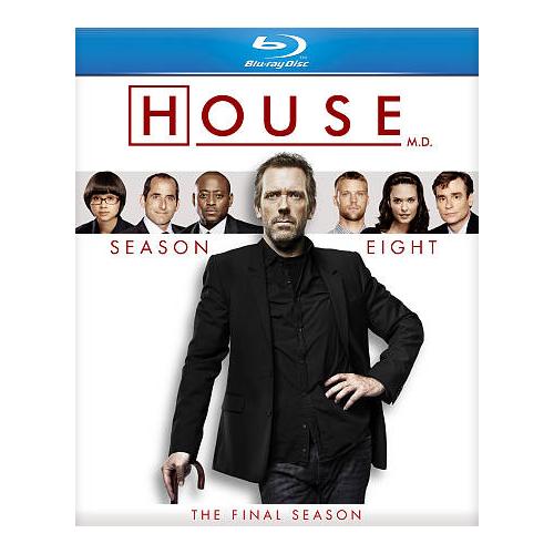 House : Saison 8 (Blu-ray)