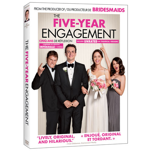 Five Year Engagement (2012)