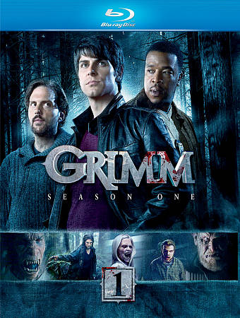 Grimm: Season 1 (Blu-ray)