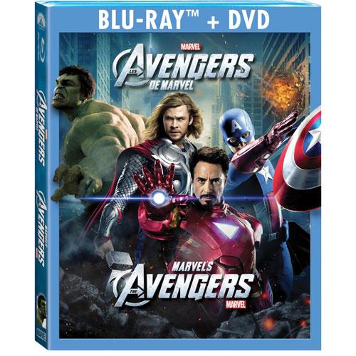 The Avengers (Bilingue) (Combo de Blu-ray) (2012)