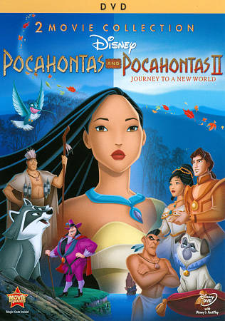 Pocahontas 1 et 2 (1990 / 1998)