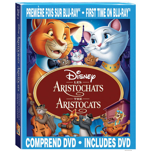 Aristocats (Bilingue) (Combo Blu-ray) (1970)