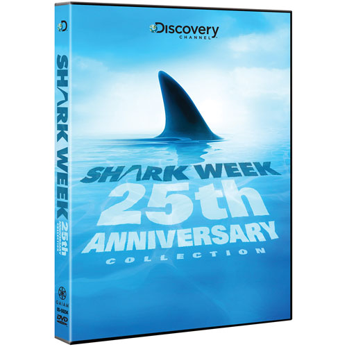 Shark Week 25th Anniversary
