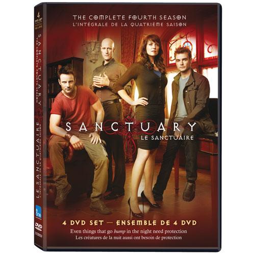 Sanctuary: Saison 4