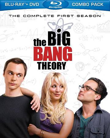 Big Bang Theory: Complete Season 1 (Blu-ray)