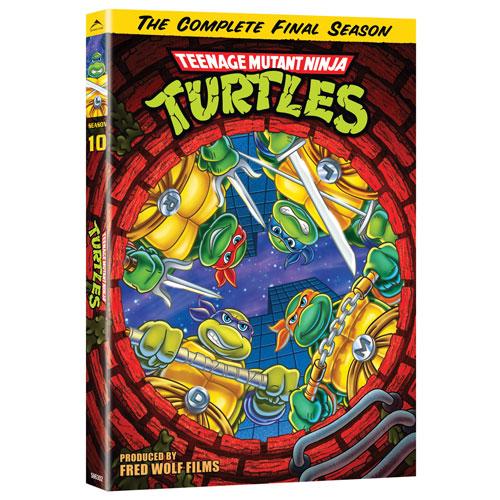Teenage Mutant Ninja Turtles : Dixième saison
