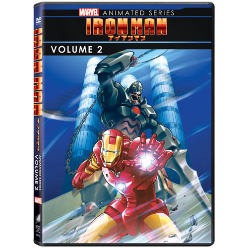 Marvel Iron Man: Animated Series (Volume 2)