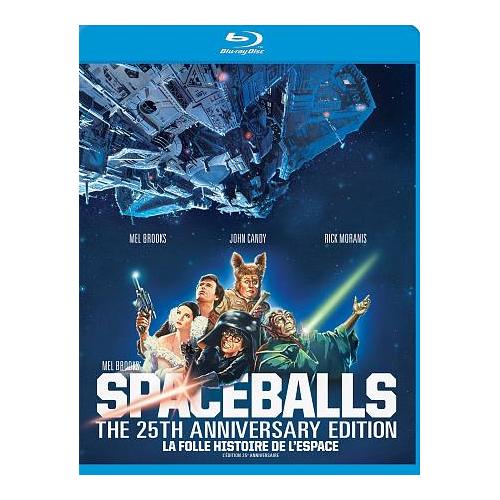 Spaceballs (édition 25e anniversaire) (Blu-ray)