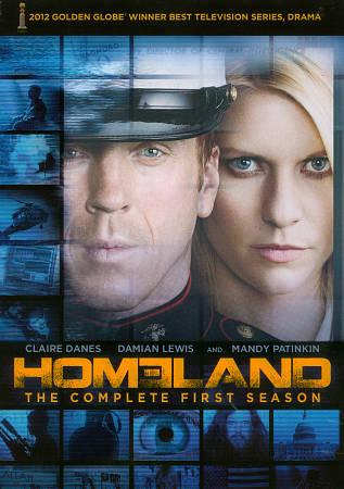 Homeland : Saison 1
