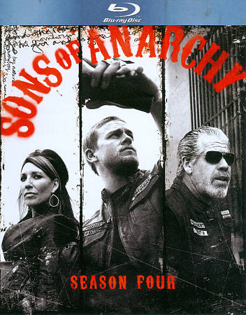 Sons of Anarchy: Season 4 (Blu-ray)