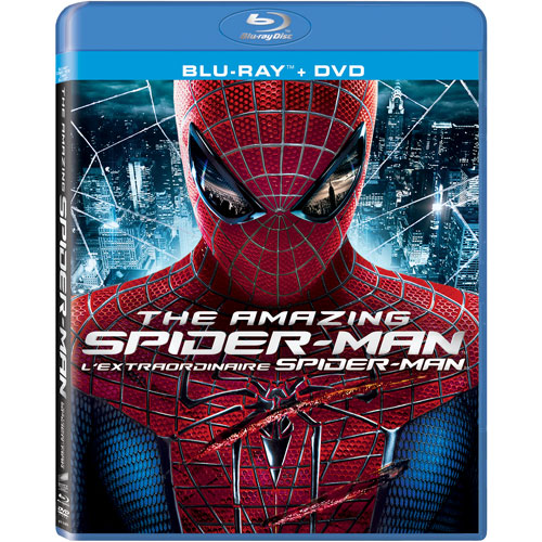 The Amazing Spider-Man (Bilingual) (Blu-ray Combo) (2012)