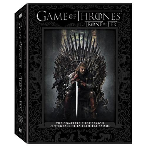 Game Of Thrones: Season 1 (Bilingual) (2011)