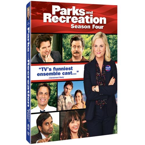 Parks & Recreation: Saison 4