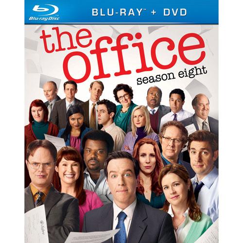 Office: Season 8 (Blu-ray Combo)