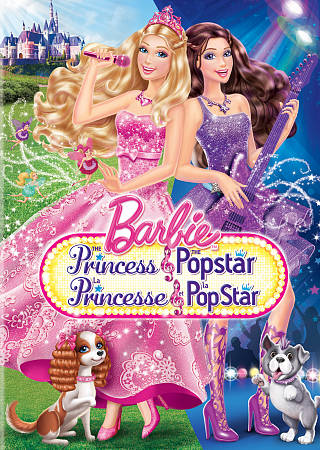 Barbie: Princess & Popstar