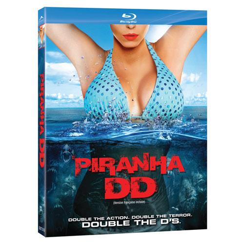 Piranha 3DD (Blu-ray)