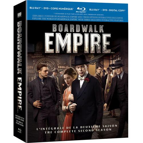 Boardwalk Empire: L'intégrale de la deuxième saison (Bilingue) (Blu-ray)